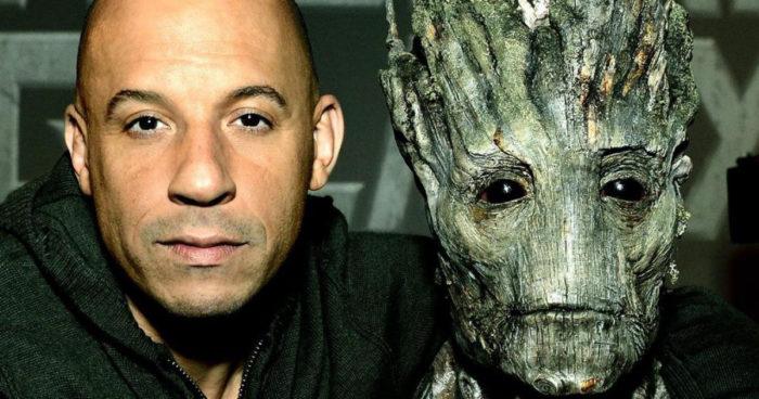 Un futur film concentré sur le personnage de Groot? Vin Diesel répond à la question!