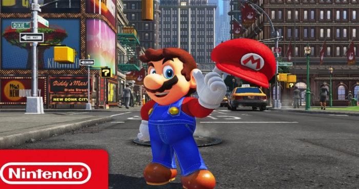 Super Mario Odyssey : Tous les détails sur le nouveau jeu Mario de la Nintendo Switch!