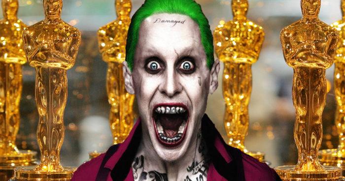 Suicide Squad: Le film vient de recevoir une nomination aux Oscars grâce au Joker!