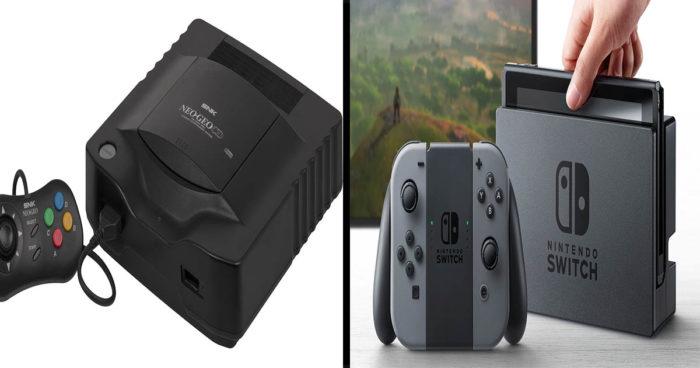 Nintendo Switch: Plusieurs classiques de la NEO GEO seront disponibles sur la prochaine console de Nintendo!