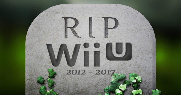 Nintendo ne fera plus aucun jeu sur la Wii U après Zelda: Breath of the Wild!