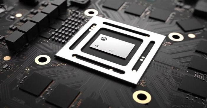 Xbox Scorpio: On connait maintenant les caractéristiques de fou de la console!