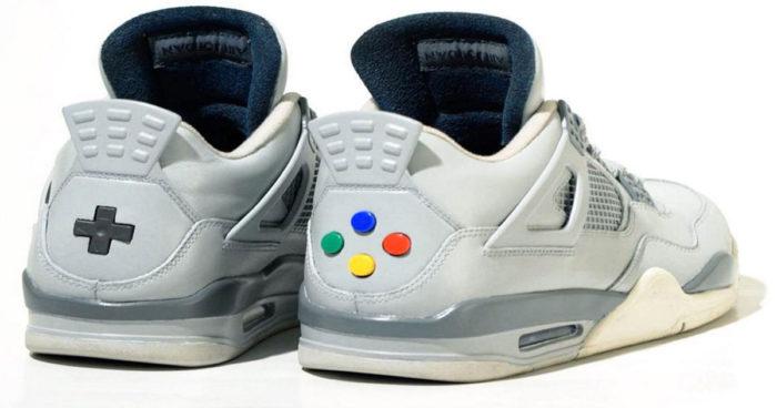 La compagnie Freakersneaks vient de dévoiler ses nouveaux souliers qui rendent hommage à la SNES!