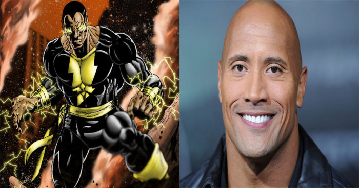 DC: Dwayne Johnson aura le droit à son propre film dans le rôle de l'anti-héro Black Adam!