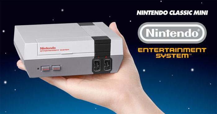 Mini Nes: Nintendo a caché un message pour les hackers dans le code de la console!