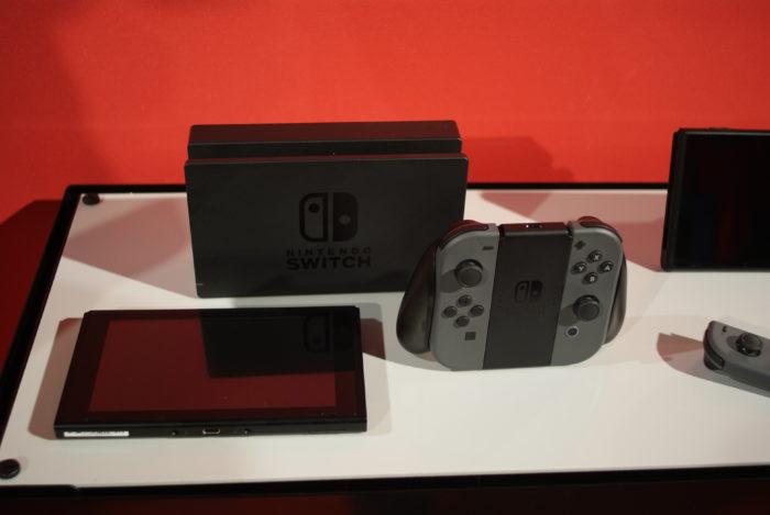 Nintendo Switch: Les fuites venaient d'une console volée!