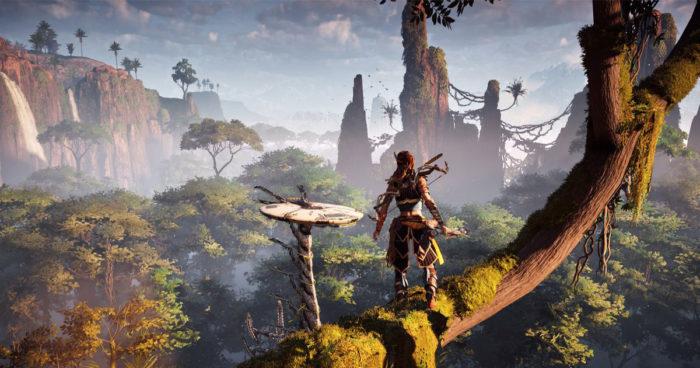 Horizon Zero Dawn: L'immense map du jeu a été dévoilée!