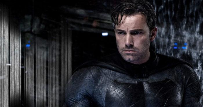 Ben Affleck veut quitter son rôle de Batman!