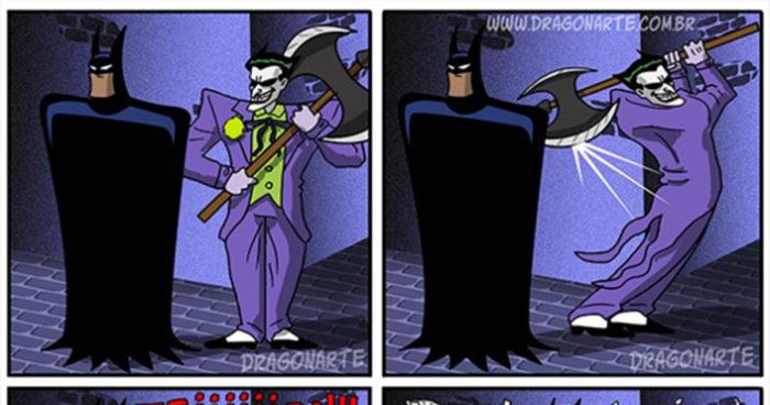 Batman est toujours prêt
