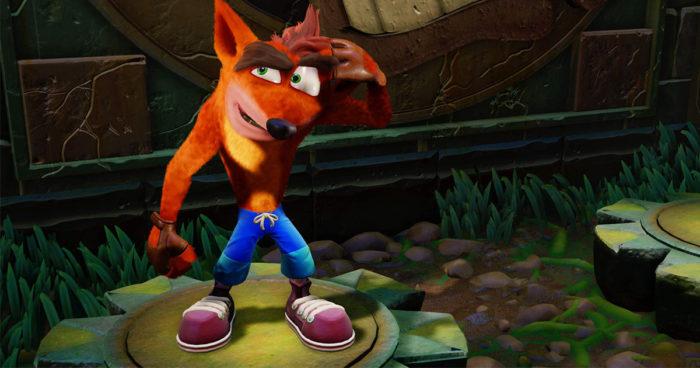 Crash Bandicoot: The N Sane Trilogy ne sera pas uniquement une exclusivité PS4!