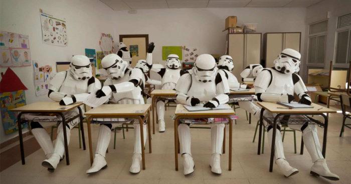 Une université vient d'annoncer un nouveau cours de philo sur l'univers de Star Wars!