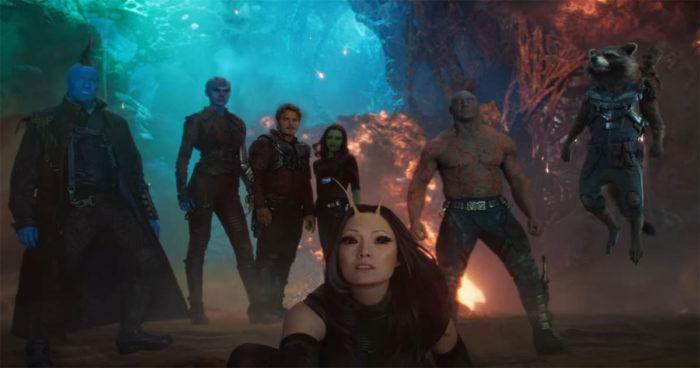Les Gardiens de la Galaxie 2: Une nouvelle bande-annonce avec de nouveaux héros a été dévoilée!