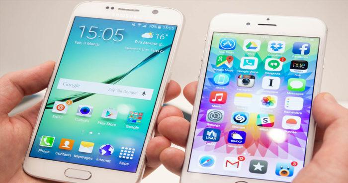 Vous avez plus de chance de réussir une date si vous possédez un iPhone plutôt qu'un Android!