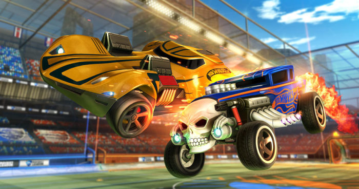 Rocket League sera bientôt disponible en 4K 60 fps sur PS4 Pro!