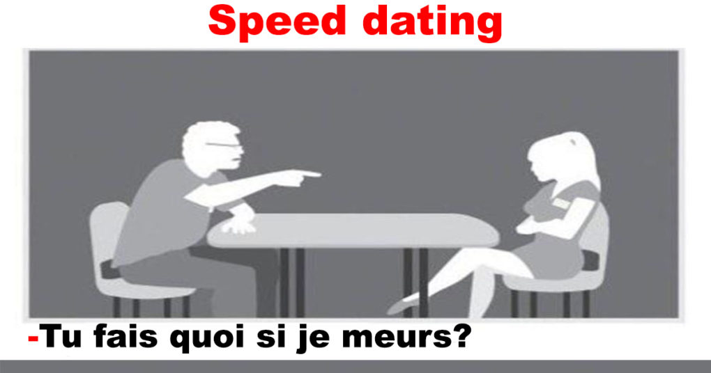 jeu speed dating Science of speed dating helps singles find love speed dating and other innovations in matchmaking can confound even the most focused dater, but simple tips can help.