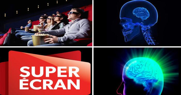 Les différentes façons d'écouter un film