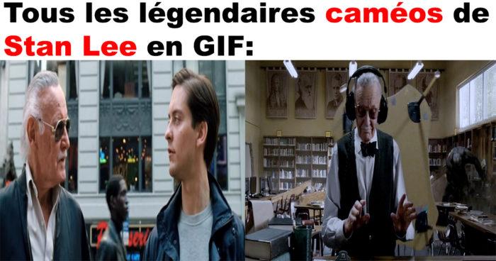 Tous les caméos de Stan Lee!