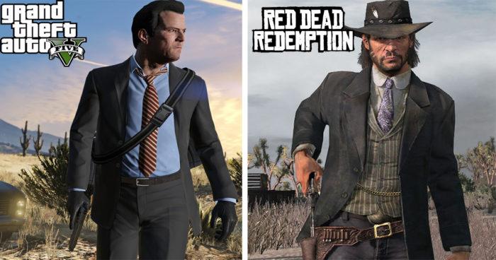 La map de Red Dead Redemption sera bientôt disponible dans GTA 5!