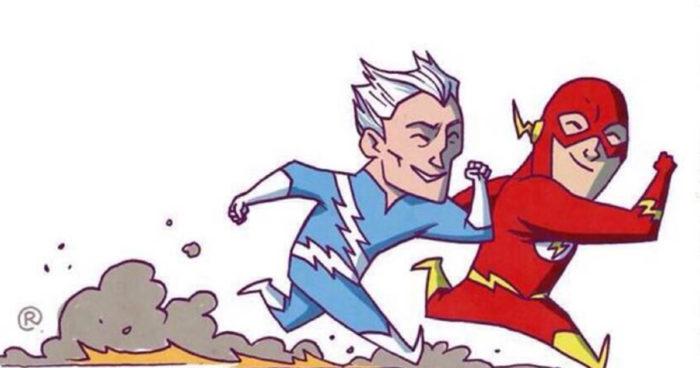 Les Super-Héros de Marvel VS leurs copies de DC et vice versa!