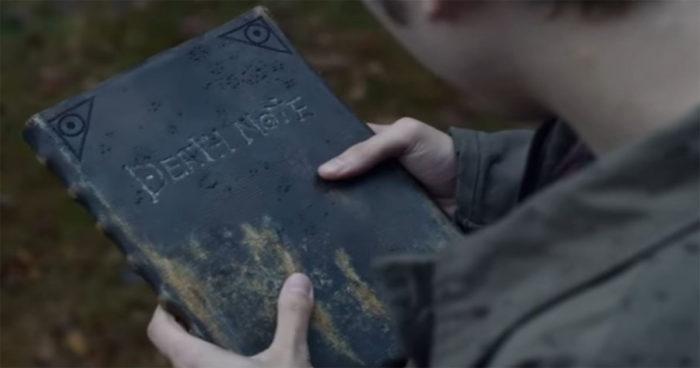 Death Note: La première bande-annonce du film Netflix est maintenant disponible!