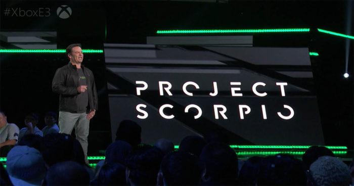 De nouvelles exclusivités Xbox pour le lancement de la Scorpio?