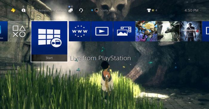 PS4: Tous les détails de la nouvelle mise à jour 4.50 qui est maintenant disponible!