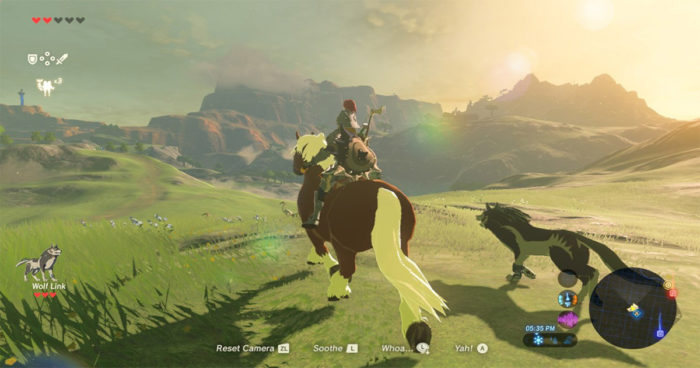 Zelda: Breath of the Wild: Je vous explique comment avoir Epona comme monture!