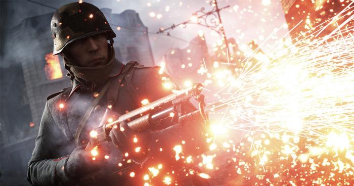 Battlefield 1 sera offert gratuitement pendant une durée limitée!