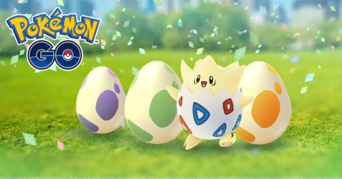 Pokémon Go: Un nouvel événement pour Pâques!