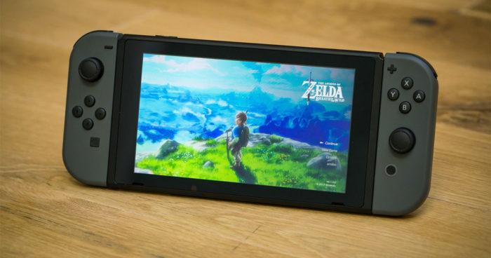 Nintendo a vendu plus de jeux Zelda sur Switch… que de Nintendo Switch!