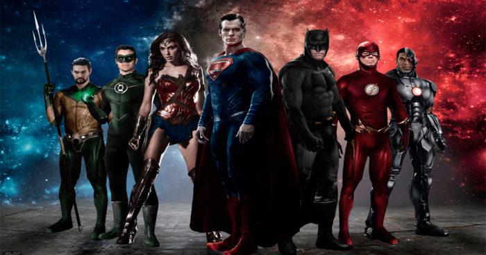 Justice League sera le film adapté d'un comics le plus long de l'histoire!