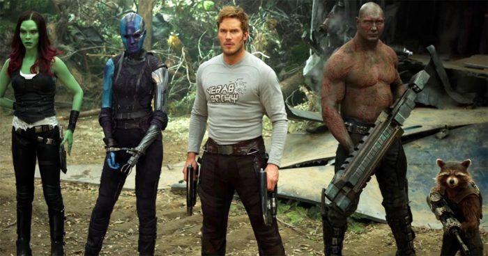 Les Gardiens de la Galaxie 2: Il ne faudra absolument pas manquer la fin du générique!