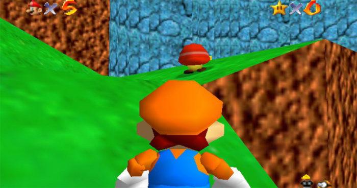 Super Mario 64: Un Goomba secret que personne n'a réussi à tuer découvert 18 ans après la sortie du jeu!