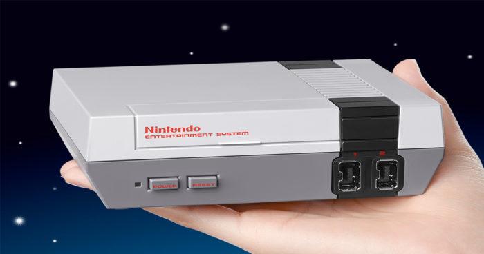Mini Nes: Nintendo met officiellement fin à la production!
