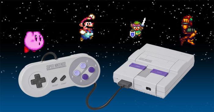 Une Snes mini à venir chez Nintendo?