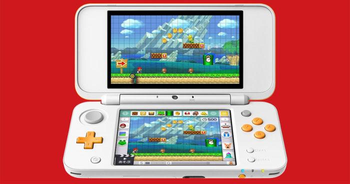 Nintendo a dévoilé sa nouvelle console portable, la 2DS XL!