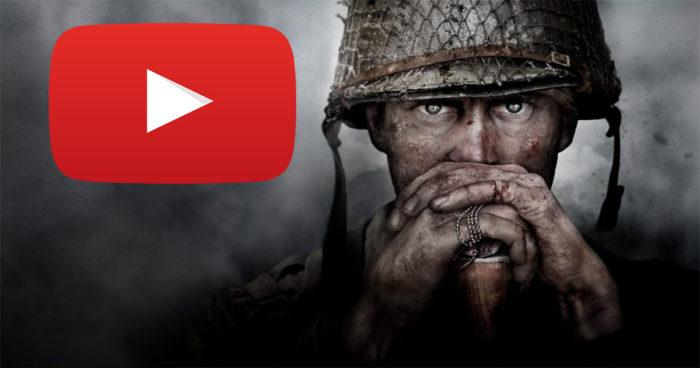Plusieurs YouTuber souffrent de la démonétisation des vidéos sur Call of Duty!