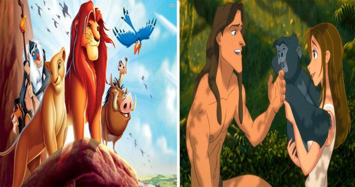 Top 10 des films d'animation Disney qui ont rapporté le plus d'argent!
