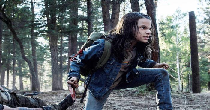Logan: L'audition très impressionnante de Dafne Keen (X-23)