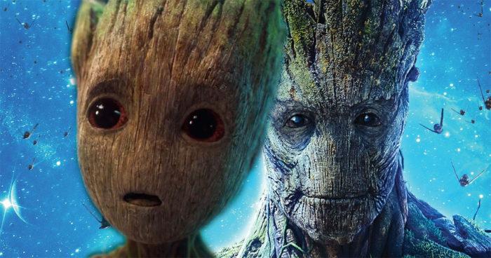 Les Gardiens de la Galaxie: James Gunn nous a donné des détails sur l'âge de Groot!