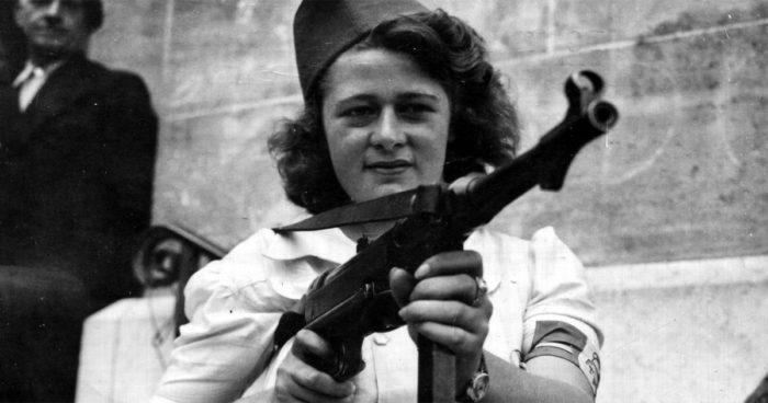 Call of Duty WWII: Les personnages féminins ont été confirmés!