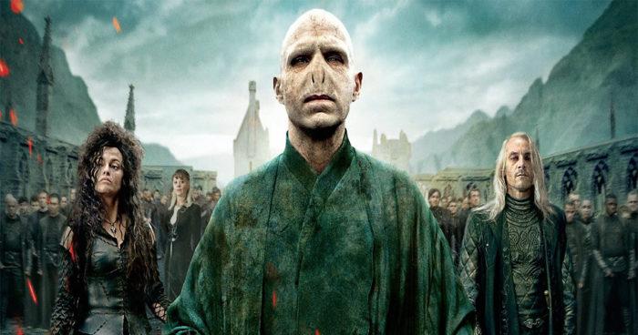 Harry Potter: Une première bande-annonce de fou pour le film sur les origines de Voldemort!