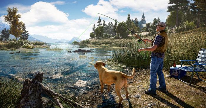 Far Cry 5: Ubisoft a annoncé une fonctionnalité qui n'a jamais été vue dans la série!