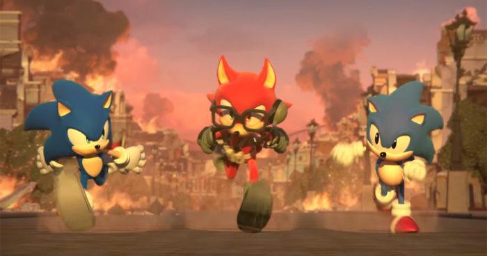 Le prochain jeu Sonic Forces aura une nouveauté très spéciale!