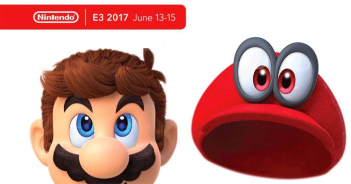 Nintendo nous donne des détails sur son E3 2017!