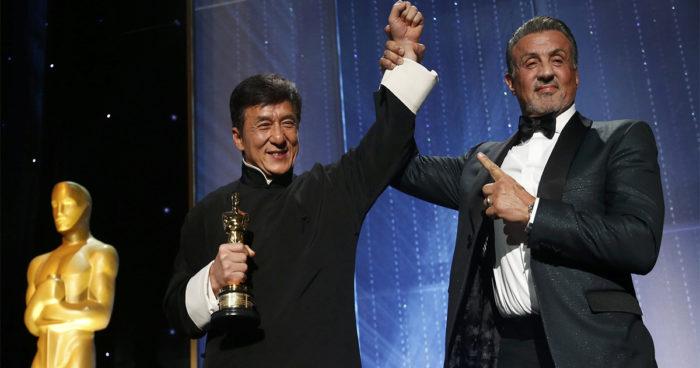 Sylvester Stallone et Jackie Chan seront bientôt réunis dans un nouveau film de guerre!