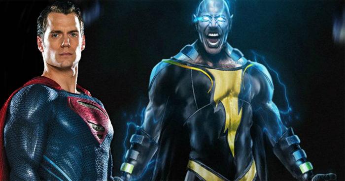 Dwayne Johnson a annoncé qu'il allait bientôt affronter Superman au cinéma!
