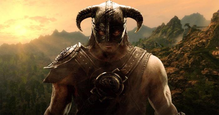 Un gamer se fait tirer dessus et sa version spéciale The Elder Scrolls lui sauve la vie!