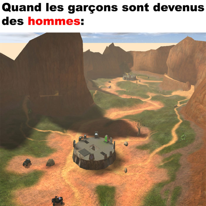 Les gamers savent
