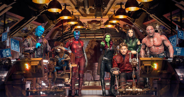 Les Gardiens de la Galaxie 2 connait un excellent démarrage au box office!